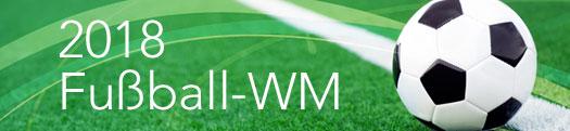 Werbegschenke Fußball WM 2018